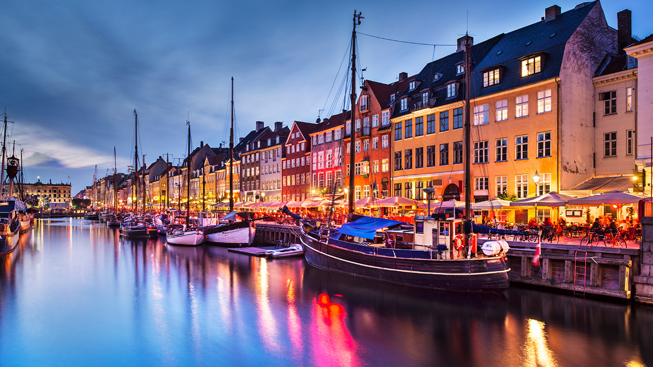 copenhagen night